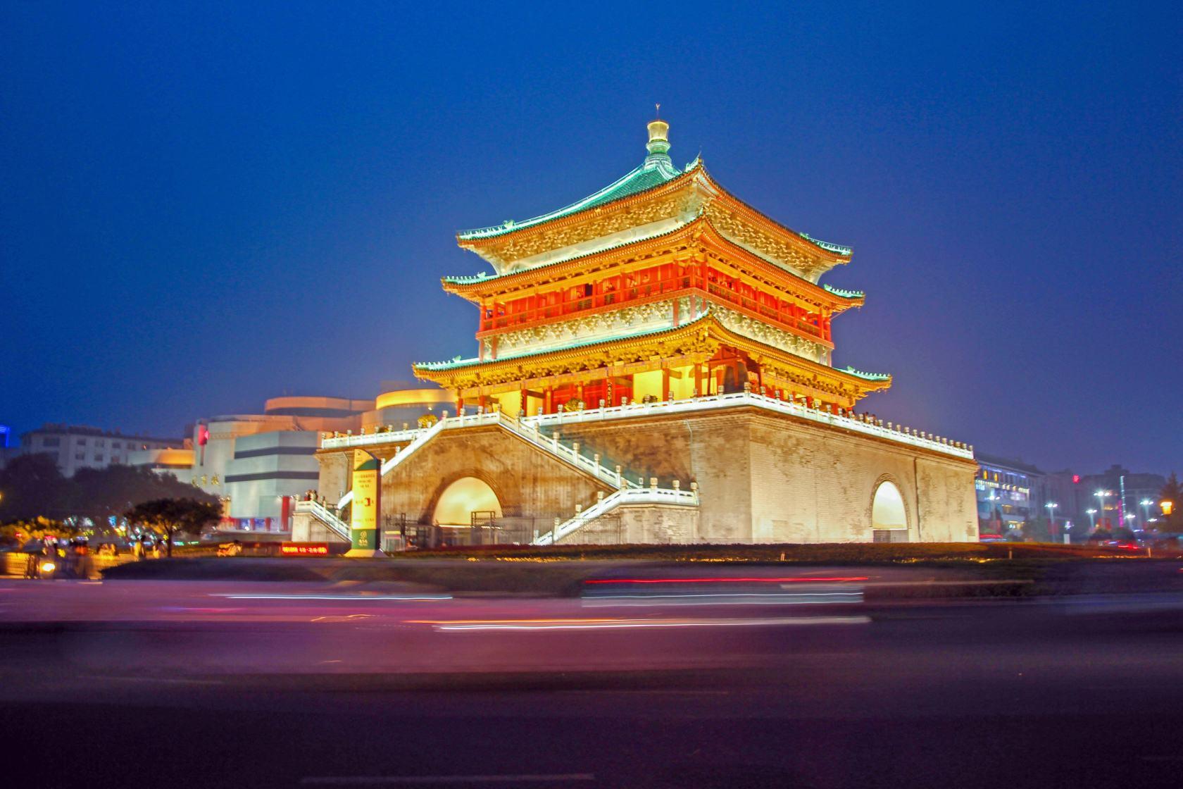 西安市区景点门票_想去西安旅游,西安各景点的门票具体是多少-