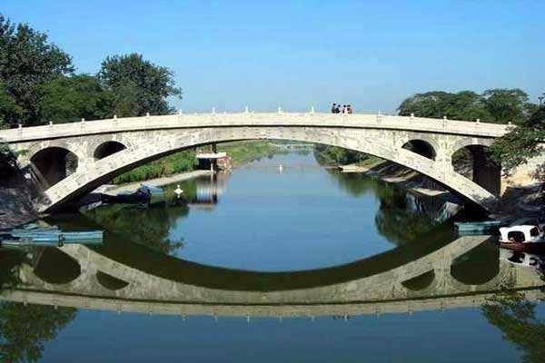 "3D打印版""赵州桥""亮相天津,人可以在上面行走吗?"