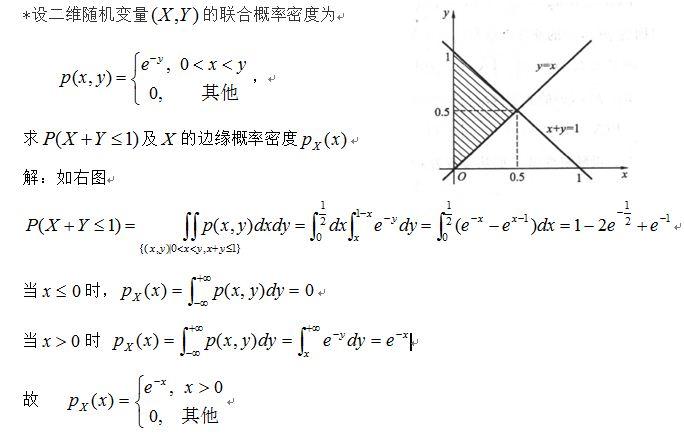 期��.�:(X��y_设f(x,y)是二维随机向量(x,y)的联合分布函数,fx(x)和