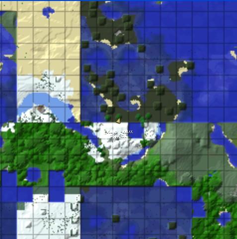 我的世界鱼干地图_我的世界地图异常_百度知道