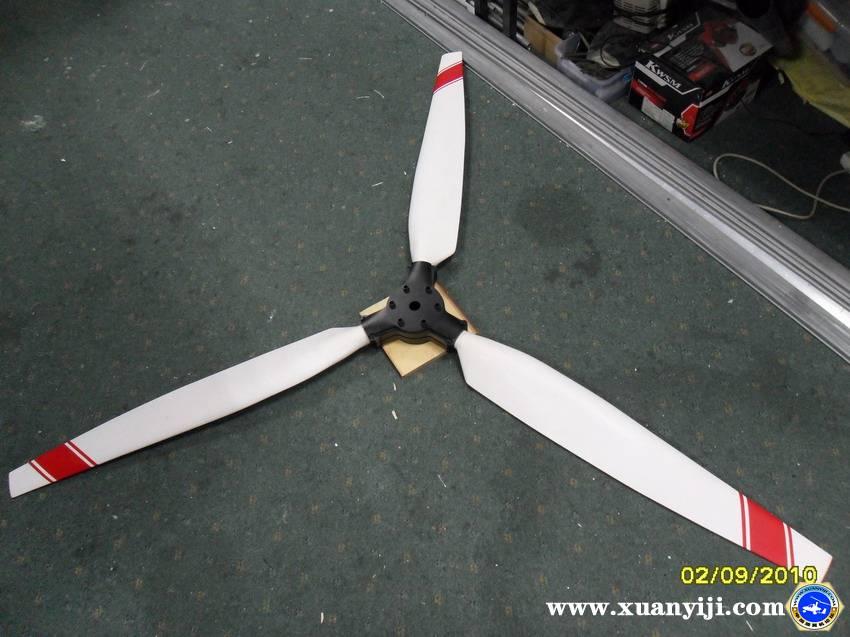 直升機上螺旋槳的為什么細長細長?圖片