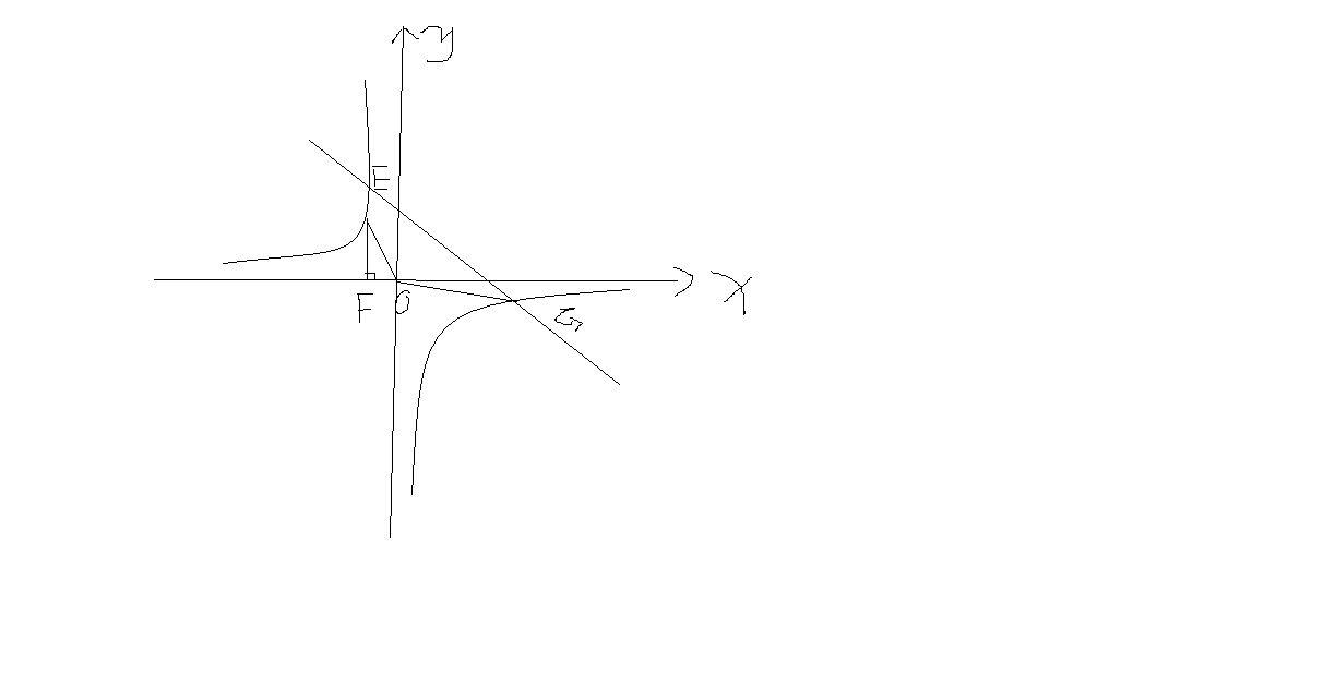 论+�y�nY�XXދK_如图 rt△efo的顶点e是双曲线y=k/x与直线y=-x-(k+1