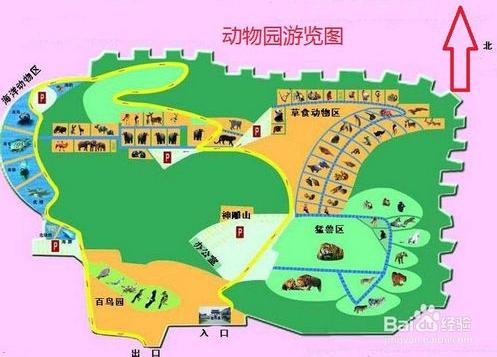去西霞口动物园需要注意什么?