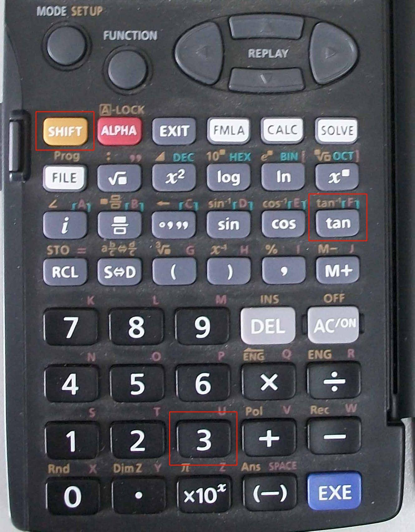时差计算器_卡西欧计算器中的科学计数法键如何使用?请举例!急!