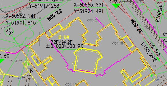 全站仪坐标改�-_怎么使用总平面图的坐标?