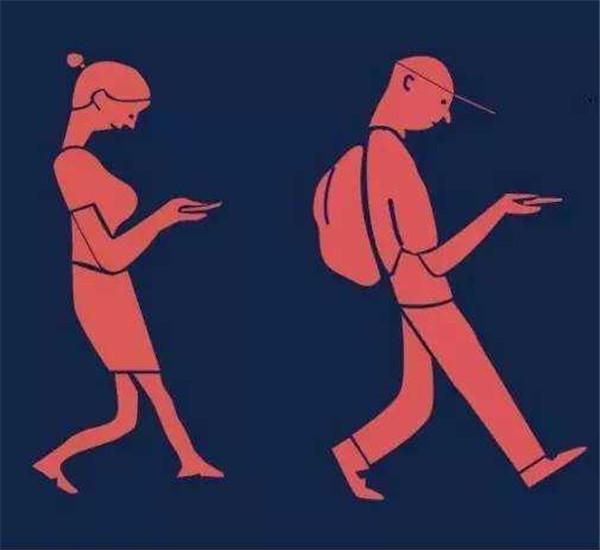 正確的走路姿勢圖片