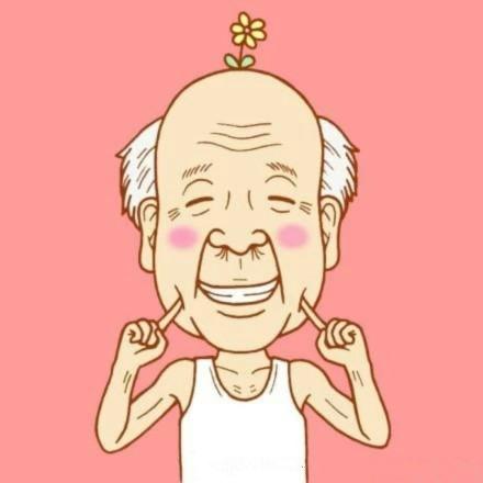 老爷爷头像_一对卖萌的老奶奶老爷爷卡通情侣头像_百度知道