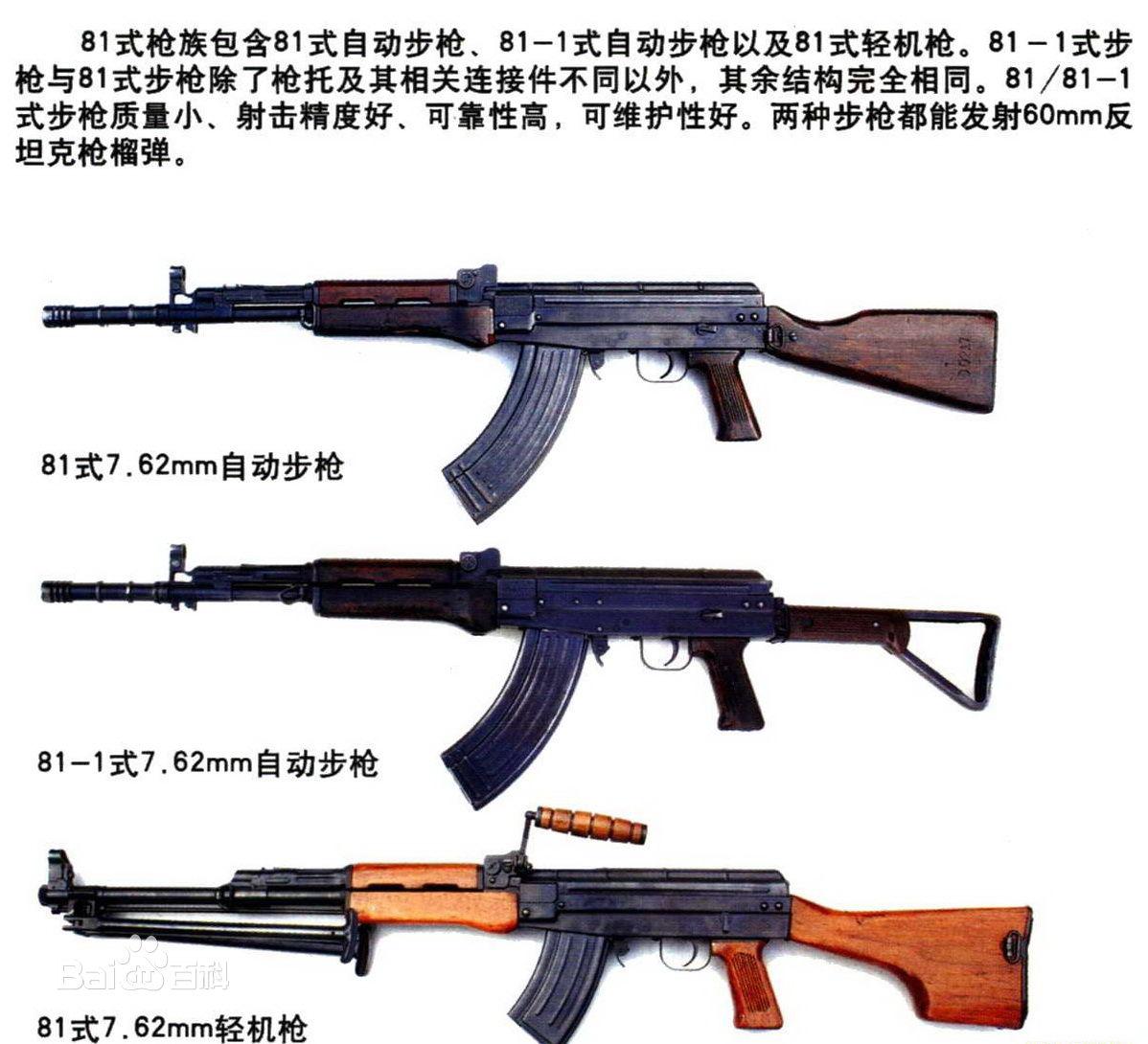 中国是否只有95步枪?_百度知道