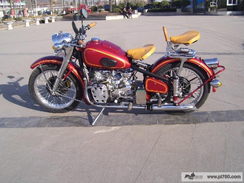 偏三轮摩托车_长江750摩托车能改两轮吗_百度知道