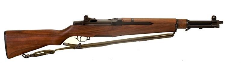 加德兰步枪图片_《地狱之歌》中的路克·拜伦泰用的什么枪_百度知道