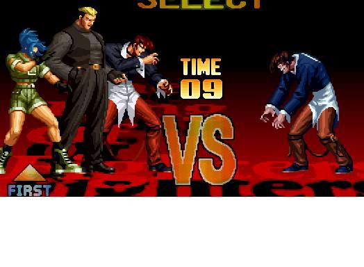97波波色电影网_97拳皇同时选八神和莉安娜,那么小boss谁?