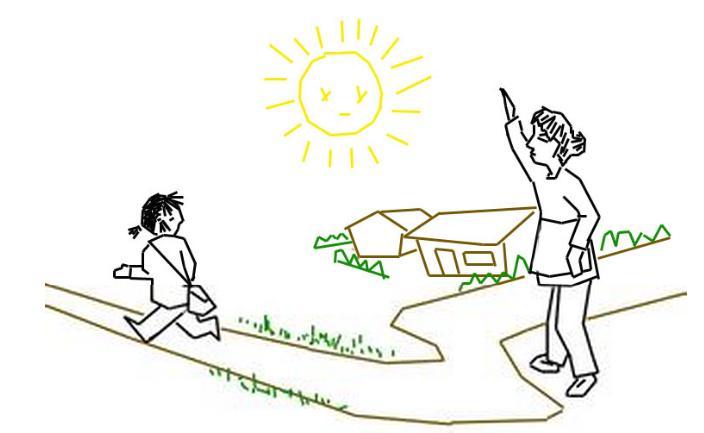 妈妈简笔画简单�9��.�_画妈妈简笔画最漂亮-画妈妈的简笔画简单|画妈妈的图片简笔画