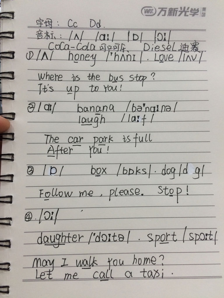 求國際音標及相應發音的常見字母組合!圖片