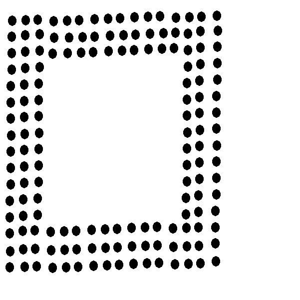 二阶方阵_什么是空心方阵_空心方阵