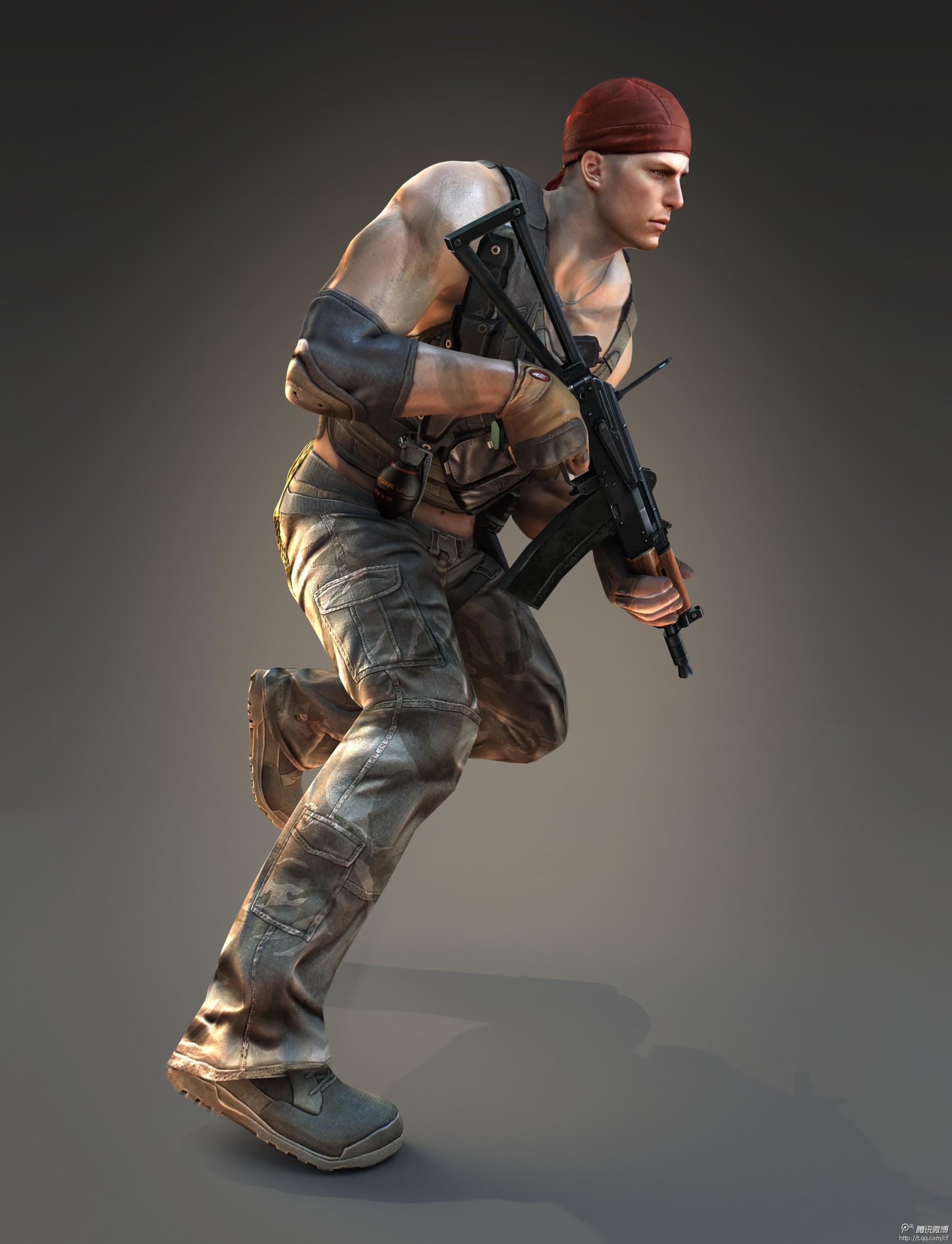 cf人物白狼怎么样_CF 继黑狼之后 近期会出什么新角色 叫什么?是女兵吗?_百度知道