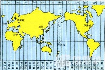 根据世界时区的划分_世界时区的划分图_百度知道