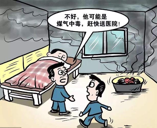 人在一氧化碳中毒死亡后,有什么具体特征?