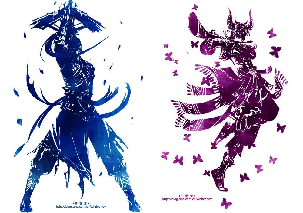 求一张剑三同人图求一张剑三同人图
