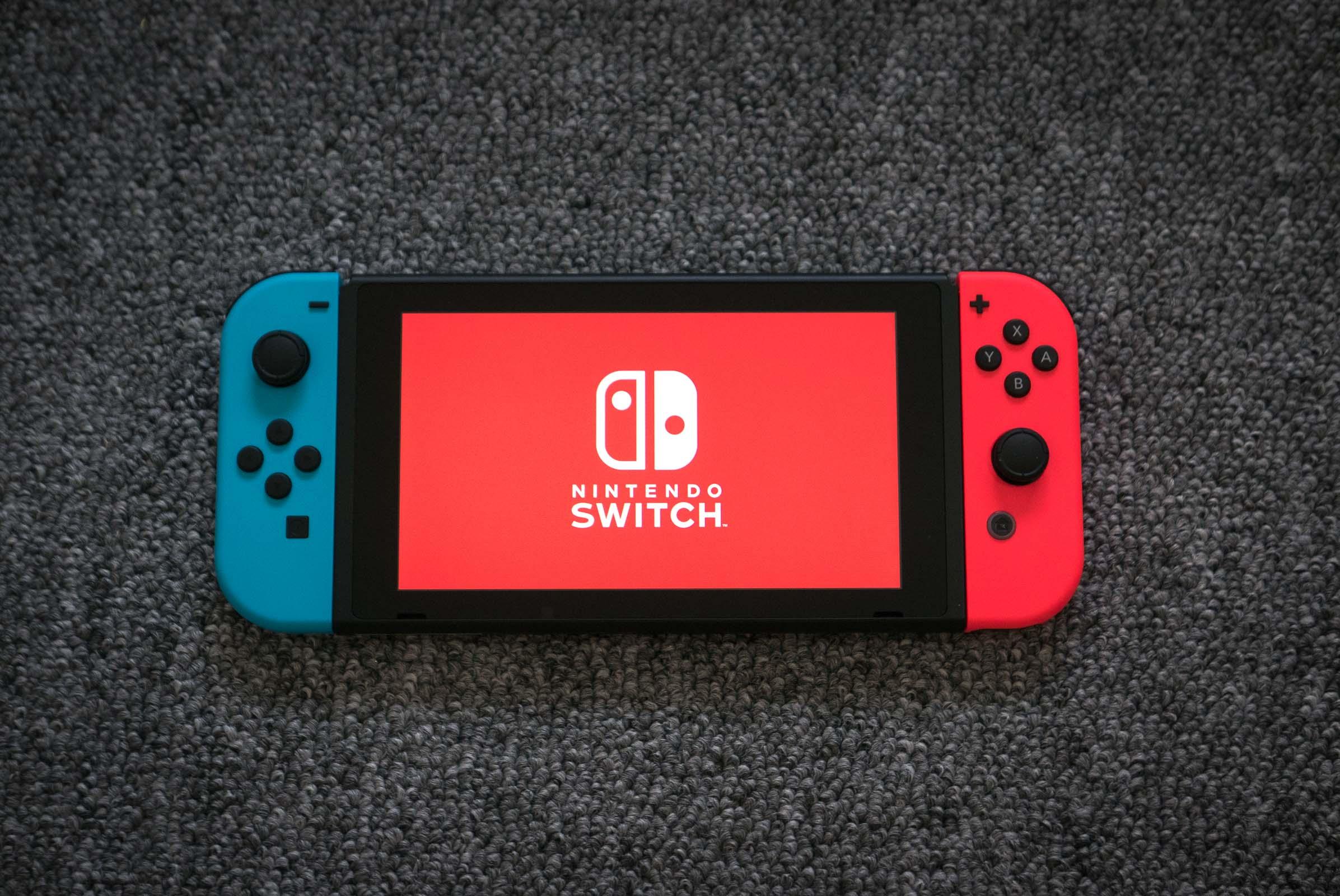 switch 台 版 日 版