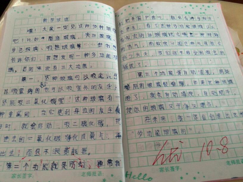 日记_我只要一篇日记,要是在这一天发生的事都可以记上去,字数一定要写够.