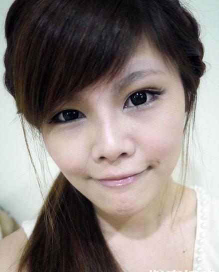 圆脸女生刘海�yg�_tag:圆脸适合什么刘海