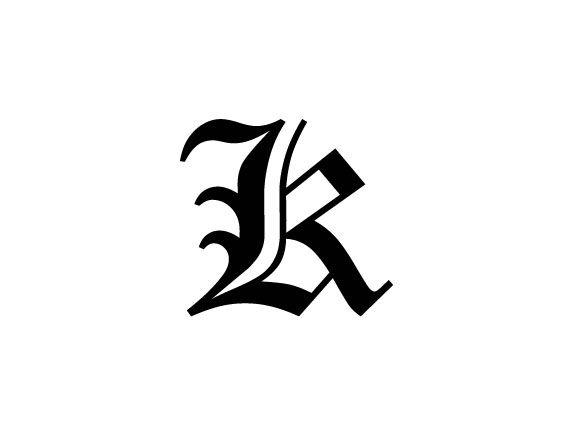 终极一�Lk�K��Y��_请帮制作一张k的qq头像,白底黑色k,如果有死亡笔记里l