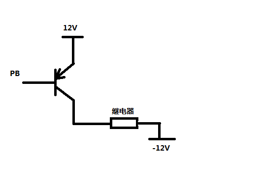 5v控制24v电路_用51单片机控制12V继电器,也就是5V控制12V的继电器,继电器的 ...