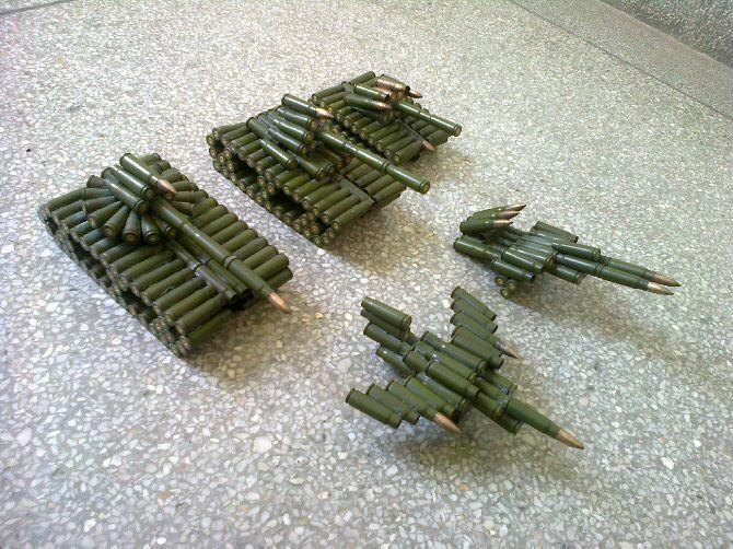 步枪弹壳工艺品图片_怎么用弹壳做工艺品_百度知道