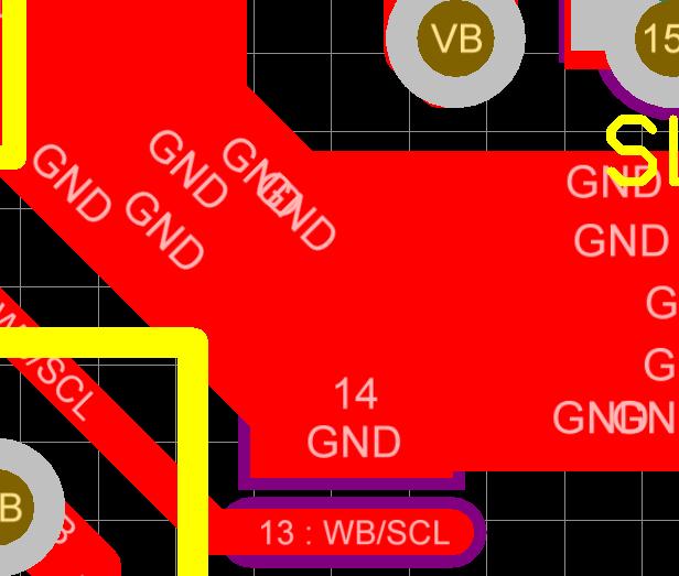 altium designer中gnd線的畫法圖片