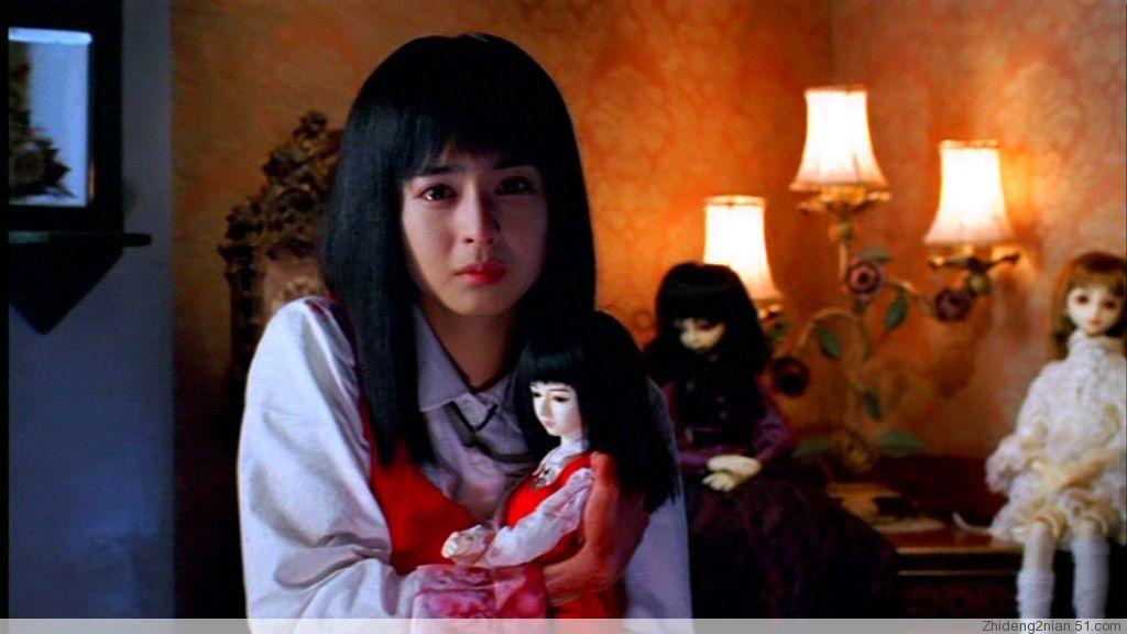 人形师美娜_日本有部恐怖片是讲一个穿红衣服的洋娃娃,应为有个小孩女 ...