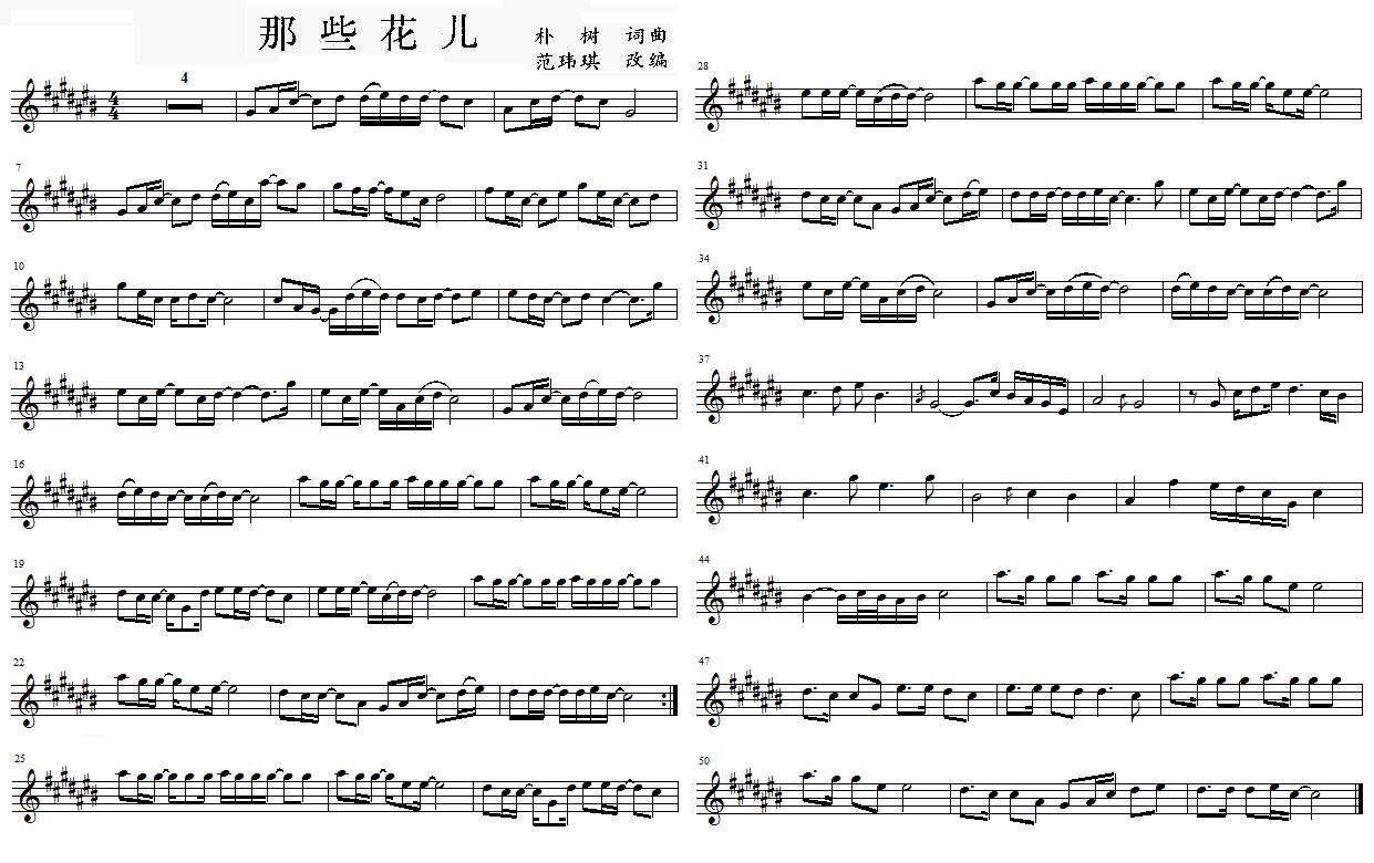 WWW_S_COMYULEJ_s巴赫谱谢谢!邮箱820857736@qq.com.《a小调无伴奏长笛组曲》j.