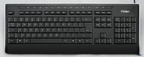 电脑键盘全图清楚的_谁能发个清楚的键盘图,!_百度知道