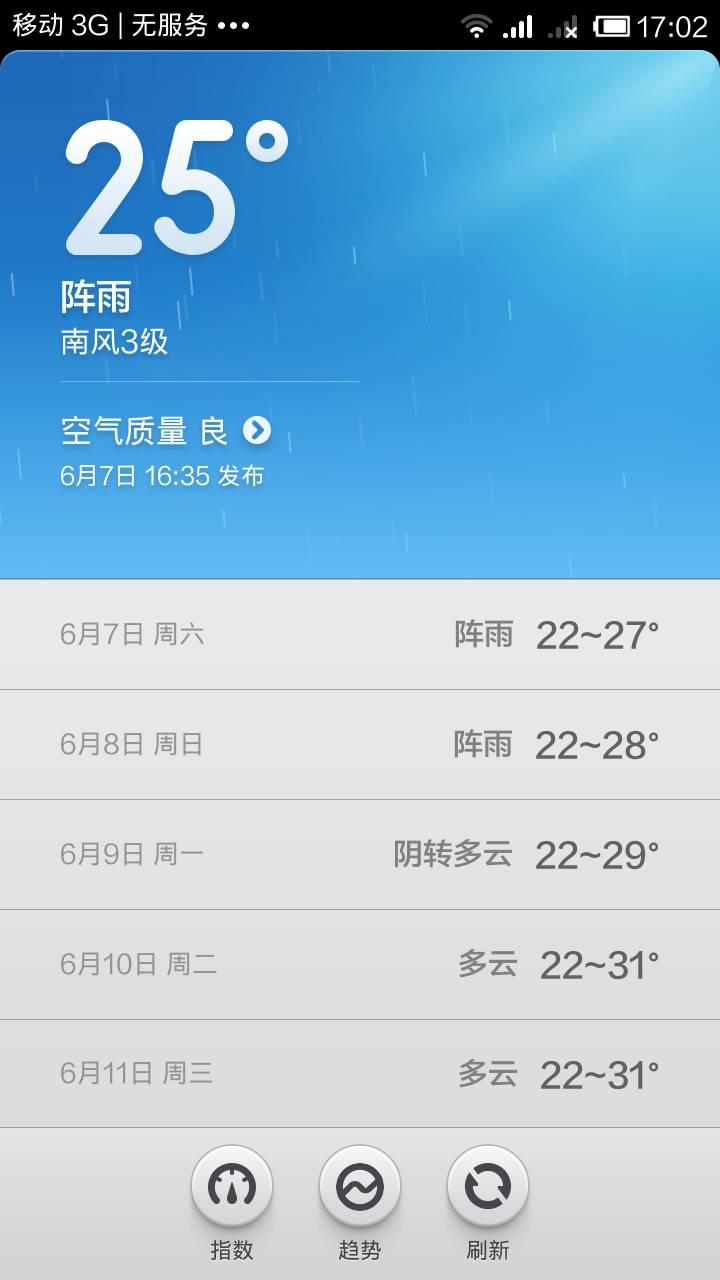 东莞天气预报一周_天气预报查询一周_百度知道