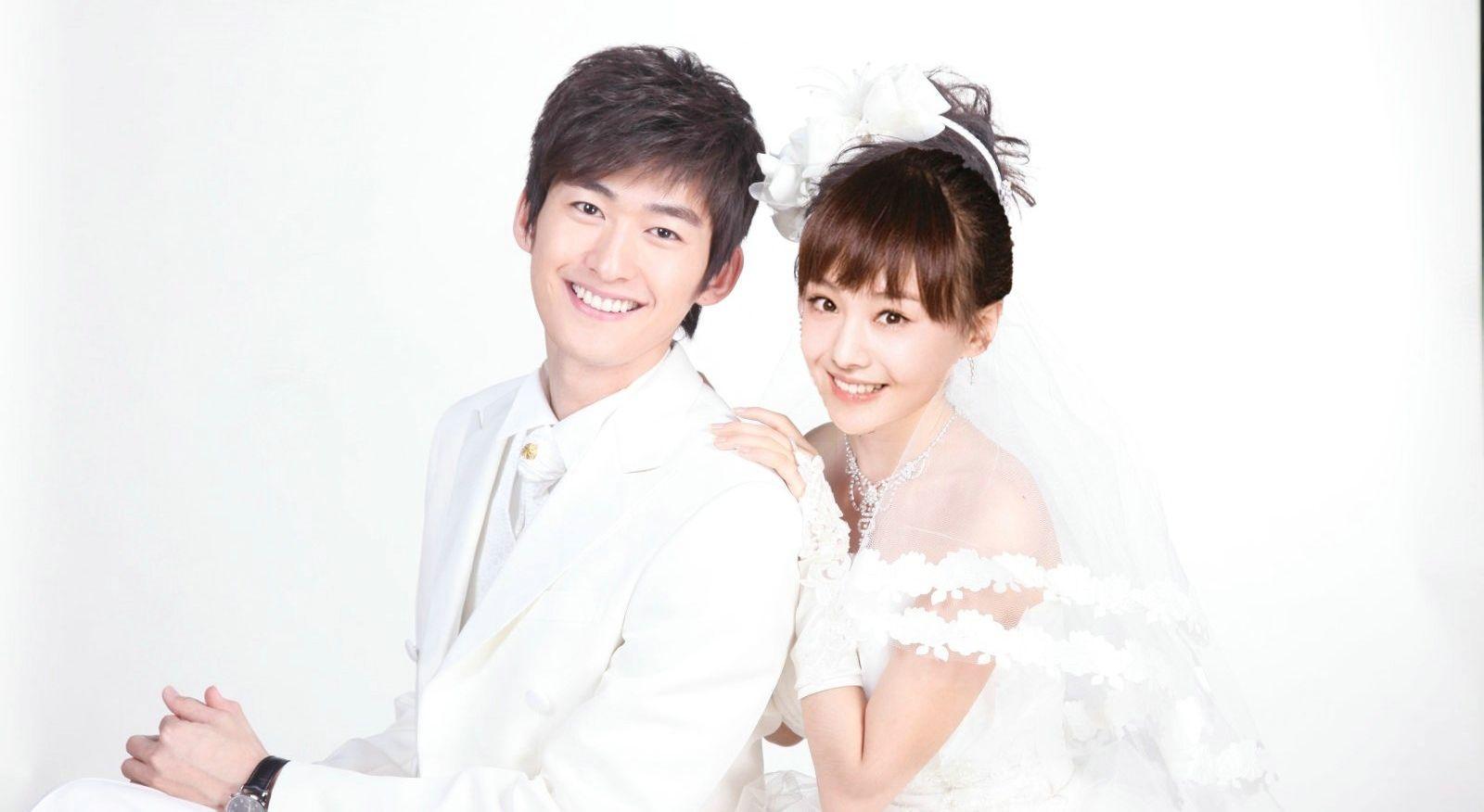 张翰和郑爽结婚了么_张翰和郑爽的结婚照_百度知道