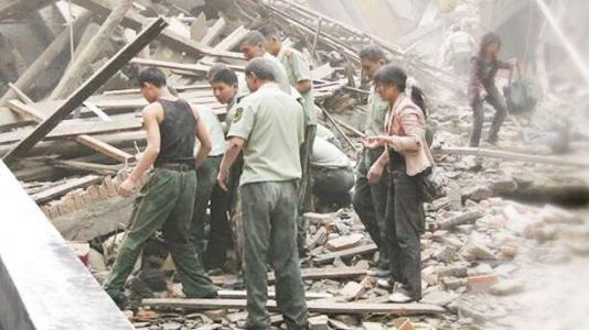 辽宁抚顺市地震_地震太可怕了,为防止地震,就请抚顺禁止采煤采矿算了吧