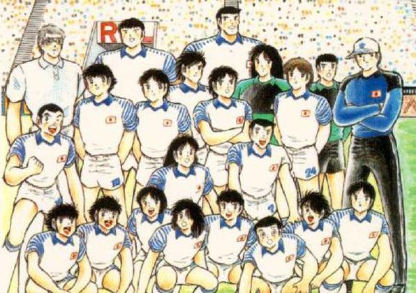 野狼前锋_介绍几部好看足球的动漫-
