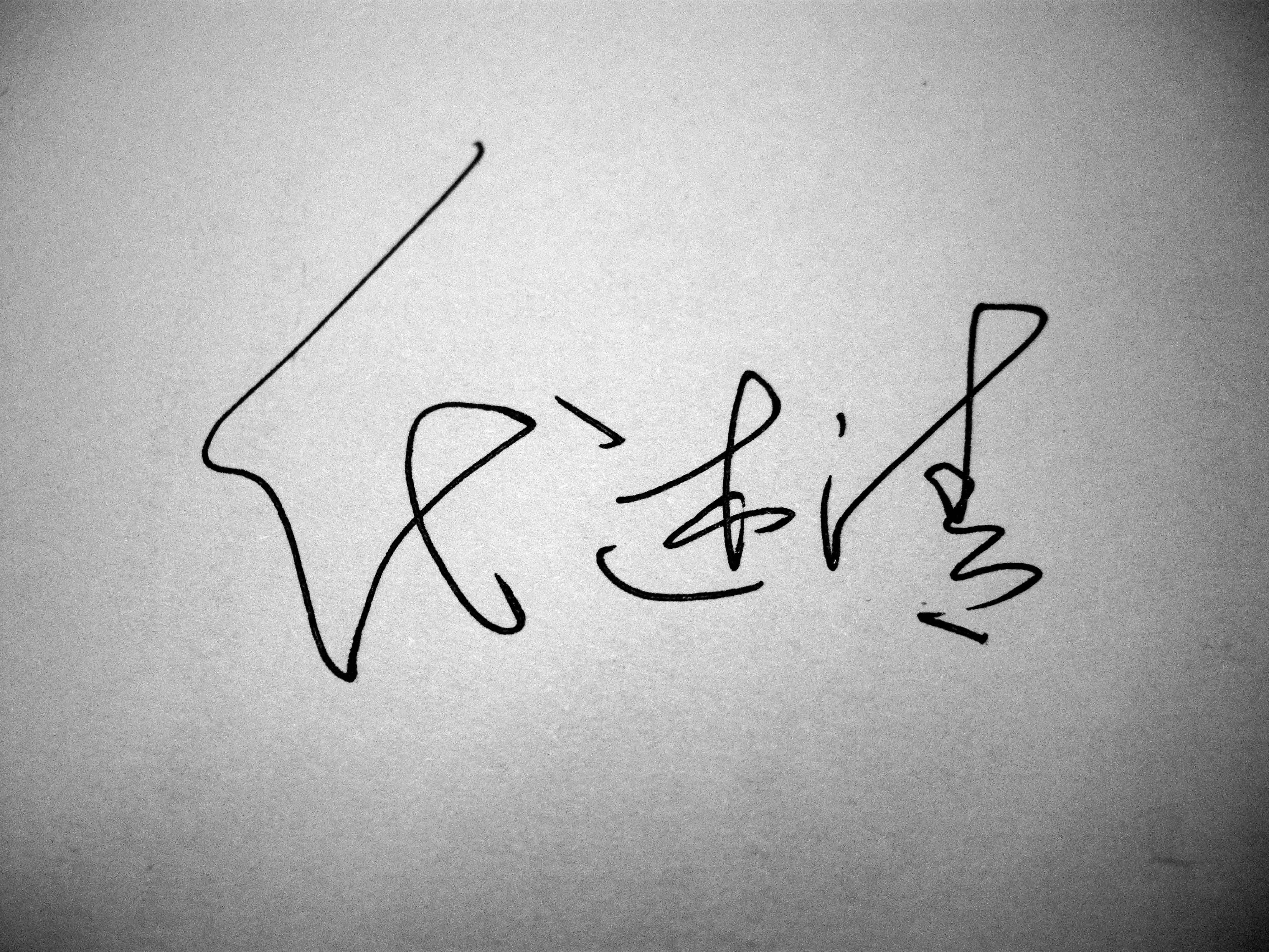 个人签名_手写签名设计免费版 - 第3页
