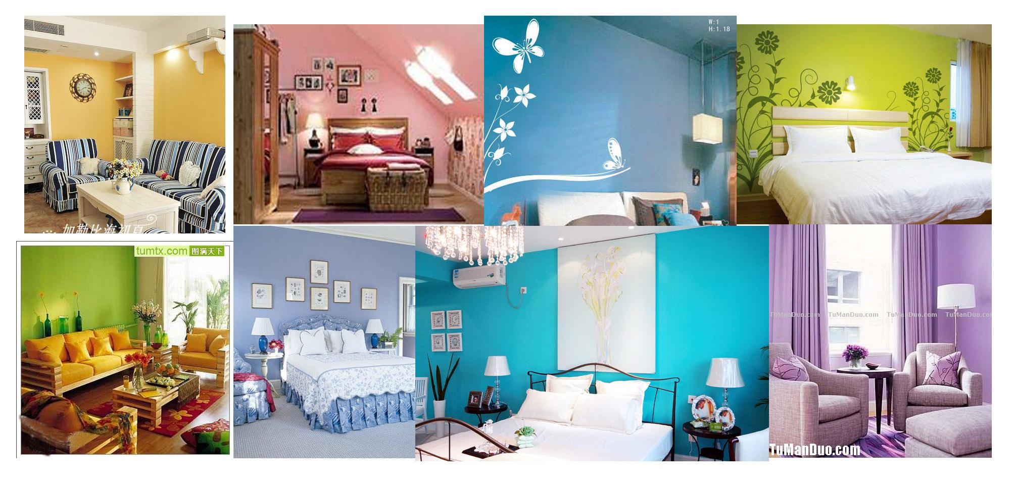 室内刷乳胶漆有毒_客厅、餐厅、卧室刷什么颜色的乳胶漆好啊?能否给我个图片 ...
