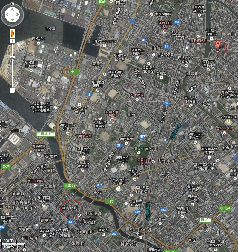 谷歌地图实景_谷歌卫星地图的距离测算