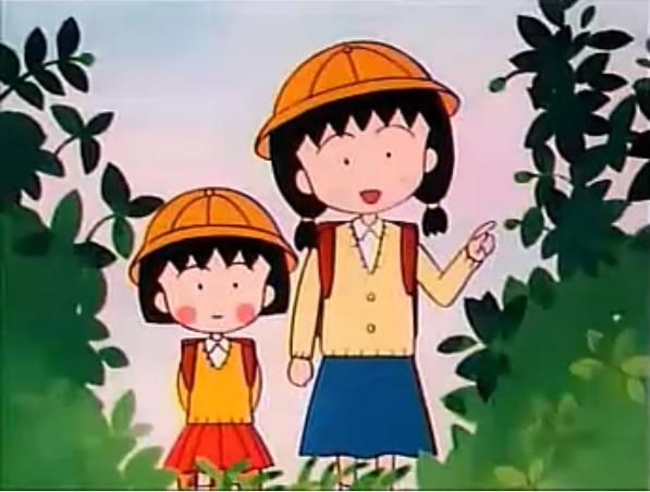 樱桃小丸子姐姐_要说最好看的一集,我觉得就是姐姐给小丸子补习那一集,那一集超级