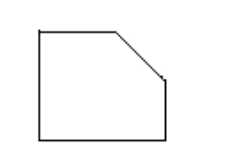 小学奥数题 添加一条直线_怎么将那个图片加一条直线,变成两个三角形,这是四年级数学奥数 ...