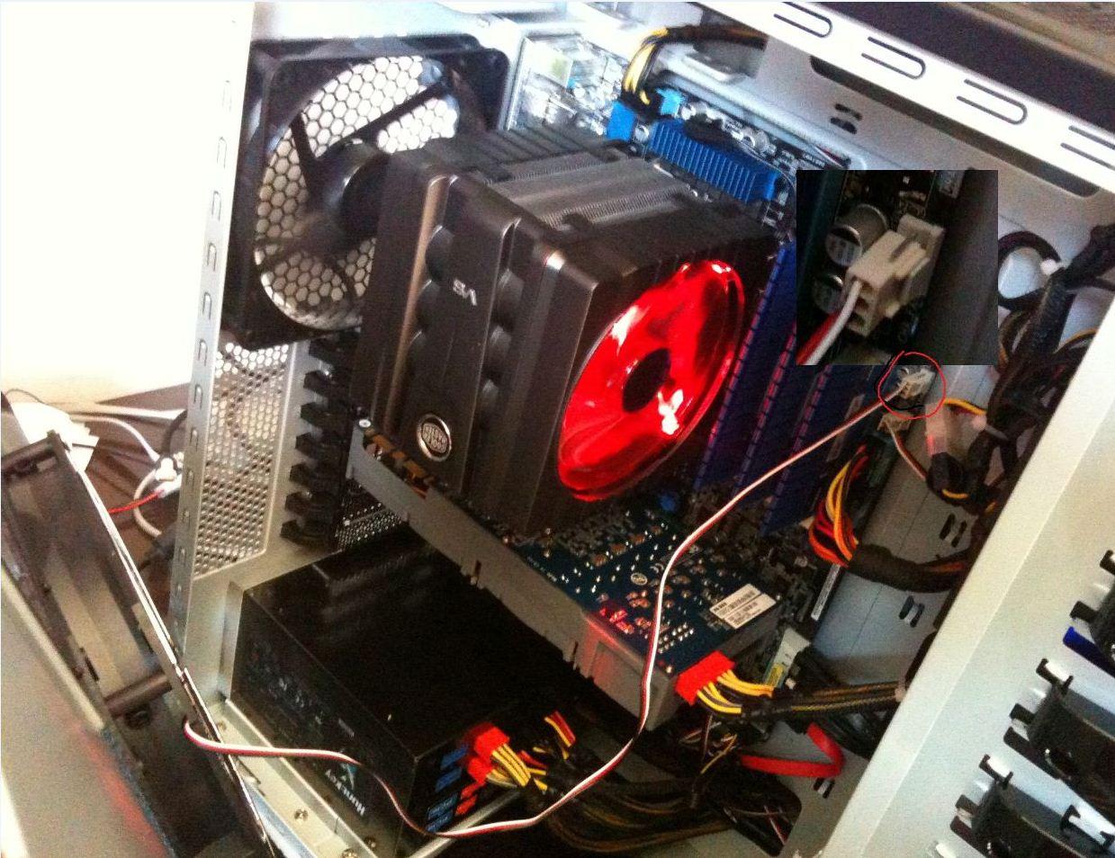 超频3风扇安装图解_机箱风扇排行-机箱风扇哪个牌子好-台式电脑机箱风扇-机箱风扇 ...