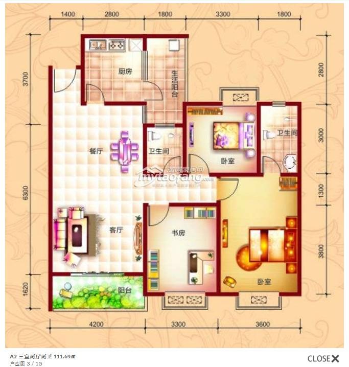 15 2011-11-01 坐北朝南的房子都是好風水嗎?圖片