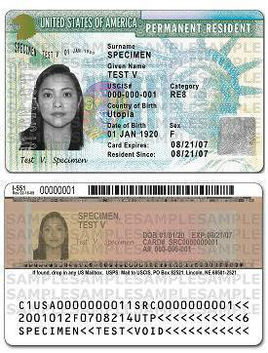 美国永久居民卡_美国永久居民卡(united states permanent resident card),亦称作
