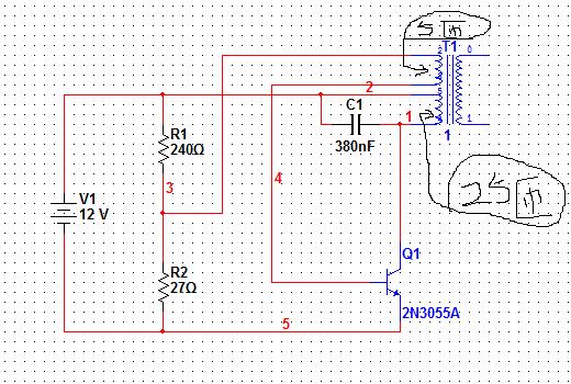 电弧打火机电路图_用彩电高压包拉电弧_百度知道