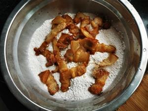 红薯粉丸子怎么做
