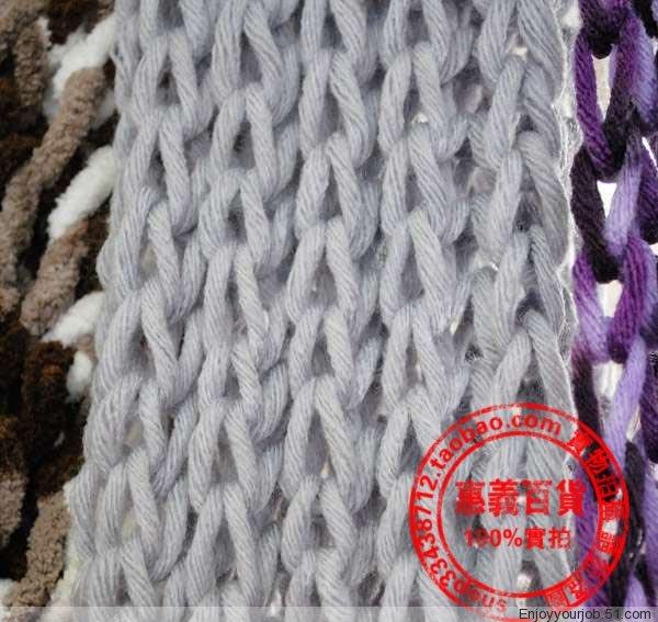细毛线围巾教程_毛线围脖的各种织法图片_毛线围脖的各种织法图片下载