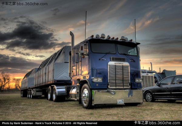 美国卡车_谁有卡车(美国的大卡车)那种图片啊_百度知道