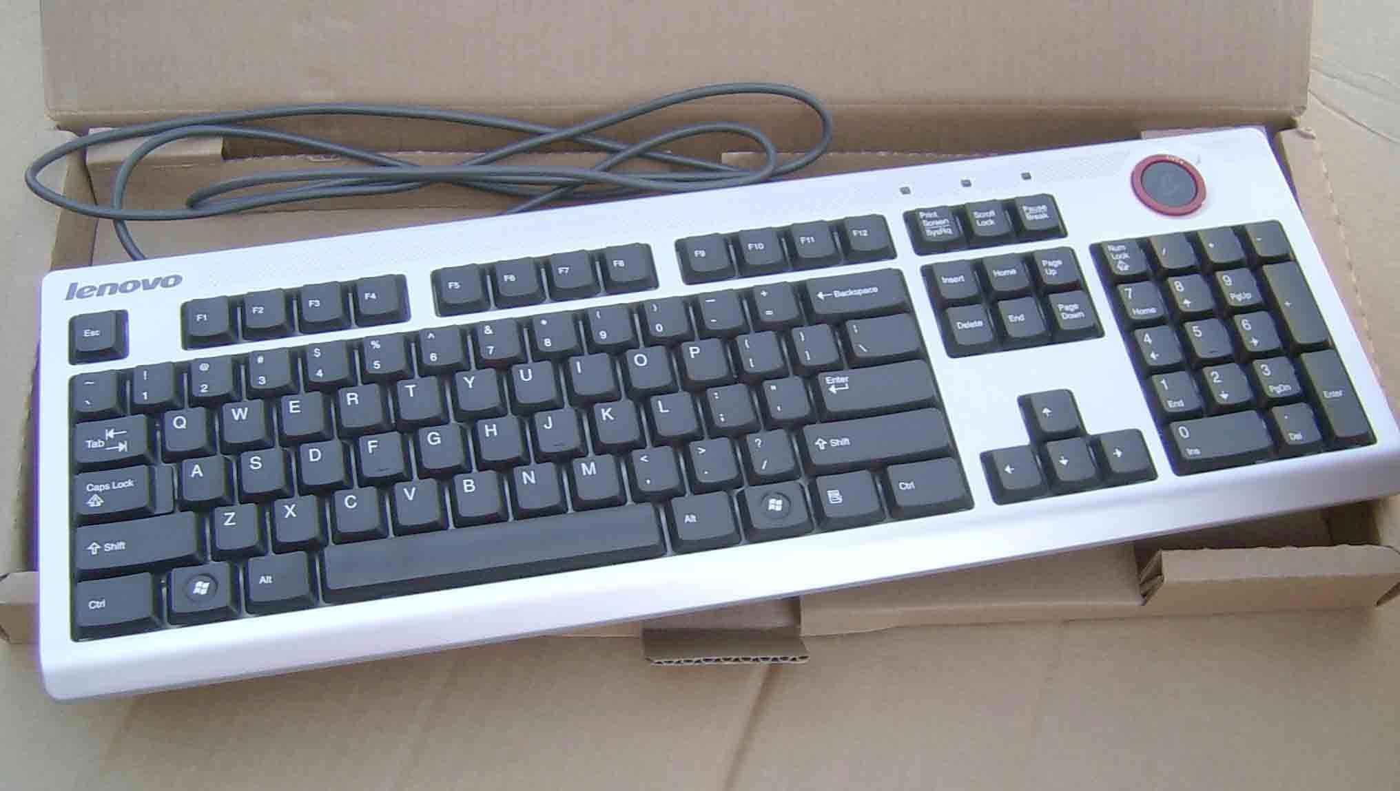 聯想米色鍵盤和明基鍵誰好?圖片
