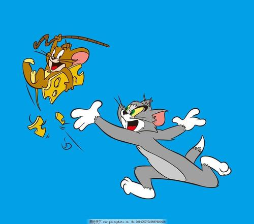 動畫片《貓和老鼠》適合孩子看嗎,劇中湯姆和杰瑞發生圖片
